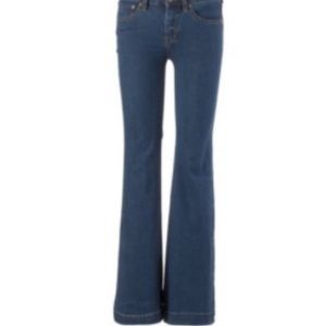 Free people Dallas style flair jeans